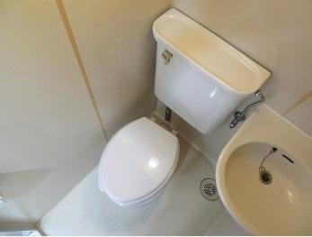 【トイレ】ダイホープラザ三ノ輪