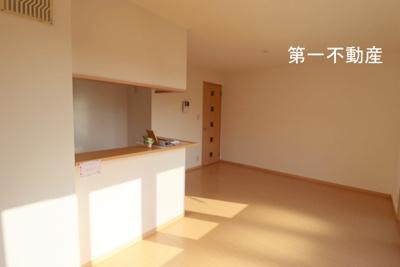 【キッチン】ヒルサイドテラス C棟