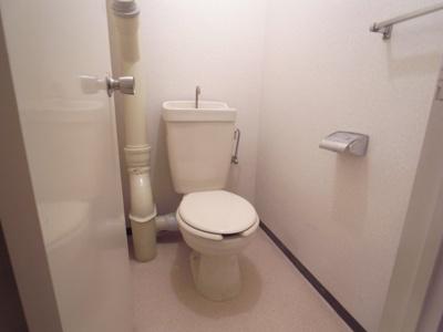 【トイレ】メゾン上高丸