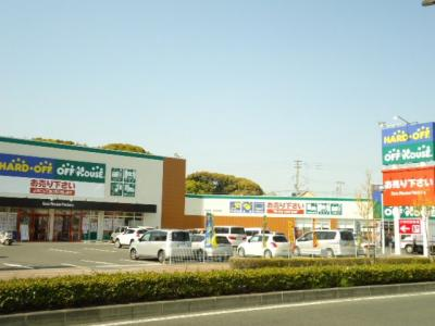 ブックオフ久留米上津バイパス店まで1,395m