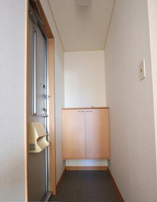 【玄関】セジュールふだば A棟