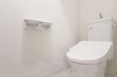 【トイレ】阿波座第2セントラルハイツ