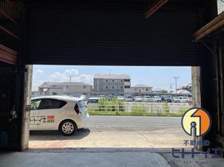 【玄関】八女インター倉庫