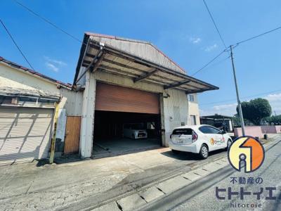 【外観】八女インター倉庫