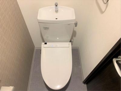 【トイレ】フォーリアライズ堺筋本町