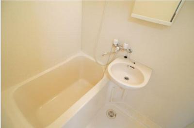 【浴室】ラポール学芸大学