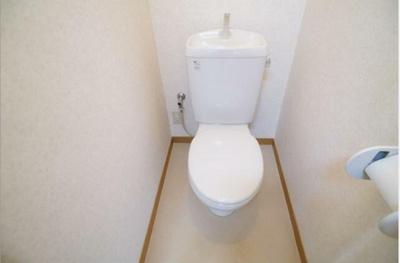 【トイレ】ラポール学芸大学