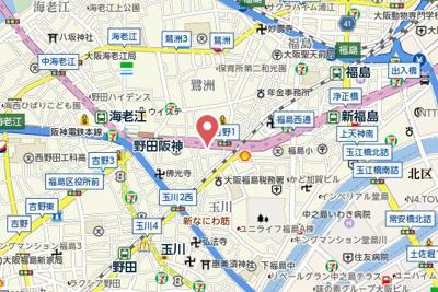 【地図】KHE