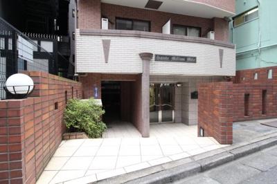 【エントランス】サンテミリオン三田