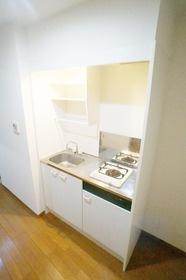 【キッチン】グランヴァン池袋西