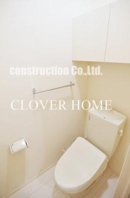 【トイレ】メゾンK
