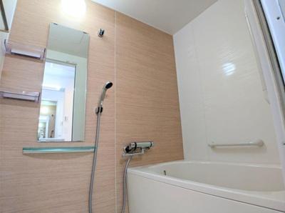 【浴室】シルバーハイツ東寺町