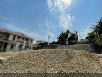 【区画図】苦楽園六番町 2号地 売土地