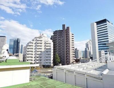 【展望】ヌーヴェル・コート西新宿