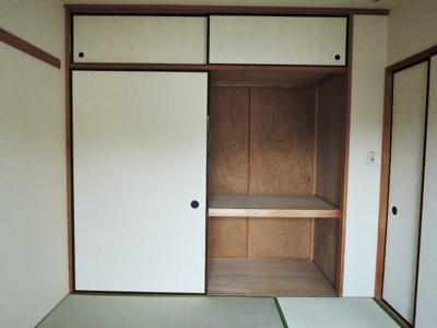 【収納】ヒルサイドテラス大倉山