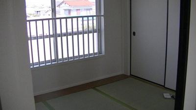 【寝室】ビレッジハウス矢本2号棟
