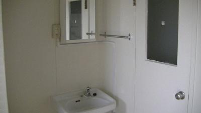 【独立洗面台】ビレッジハウス矢本2号棟