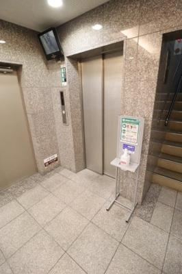 【その他共用部分】レジディア京都壬生