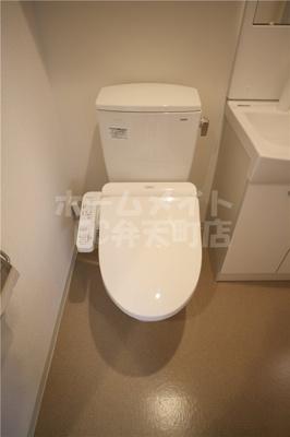 【トイレ】エグゼ大阪ドーム