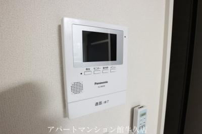 【セキュリティ】ミルフルール壱番館