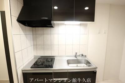 【キッチン】ミルフルール壱番館