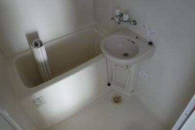 【浴室】第2スエヒロハイツ