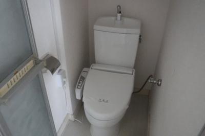 【トイレ】第2スエヒロハイツ