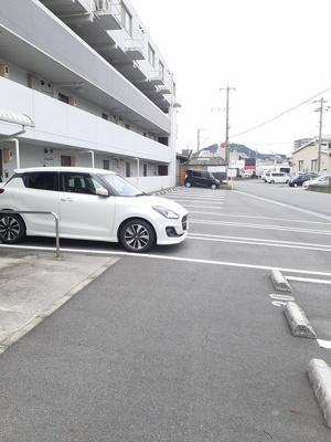 【駐車場】サザン ガーデン