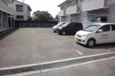 【駐車場】アプローズじん B