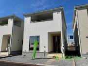 古河市原 第5 新築一戸建て 02 クレイドルガーデンの画像