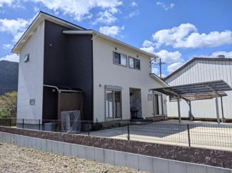 【外観】春日町黒井中古住宅2300万円