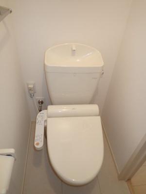 【トイレ】ベル・アジュール A棟