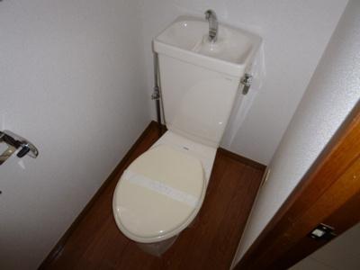 【トイレ】ニューシティエクシードA