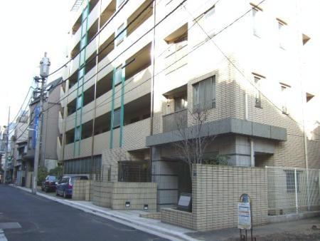 【外観】アクシルコート上野