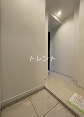 【玄関】ルフレ新宿ノース【ルフレ新宿NORTH】