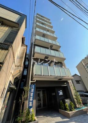 【外観】ルフレ新宿ノース【ルフレ新宿NORTH】