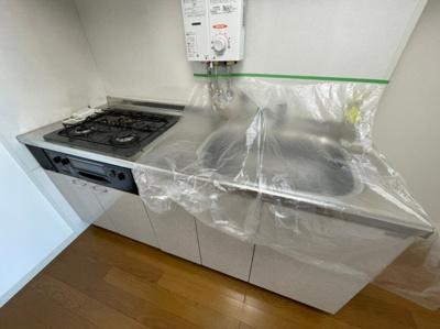 【キッチン】ハイツ東朝霧