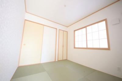 3号棟 きれいな和室です