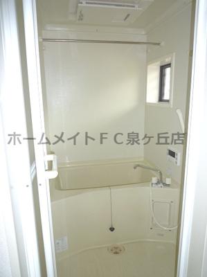 【浴室】クレセントII