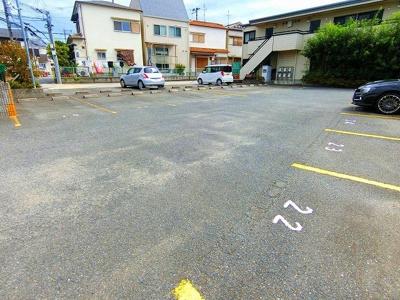 【駐車場】ペアハイツA