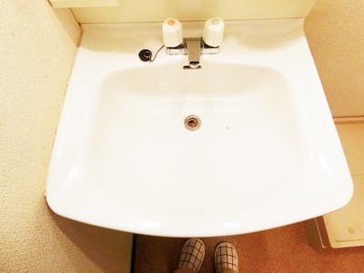 【独立洗面台】ペアハイツA