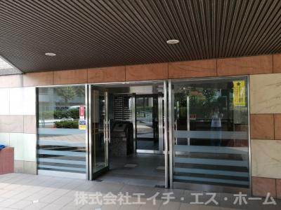 【エントランス】ライオンズマンション大泉学園第7