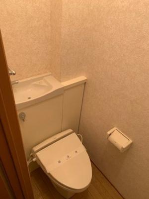 【トイレ】サンブランチ