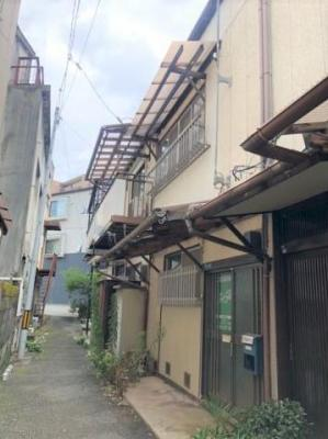 【外観】入江町B邸貸家