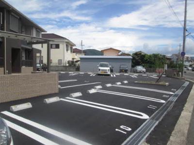 【駐車場】シャーメゾン・ザ・和歌浦