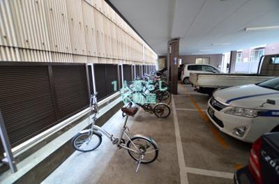 【駐車場】サウス・キャッスル