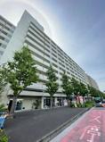 横浜マリンハイツ1号館 2LDK+WIC リフォーム済の画像
