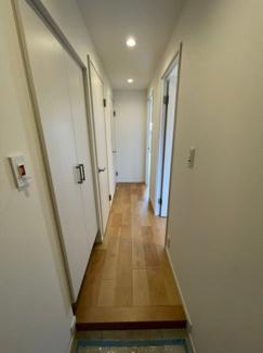【玄関】横浜マリンハイツ1号館 2LDK+WIC リフォーム済
