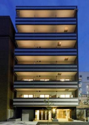 【外観】Rising place 両国三番館