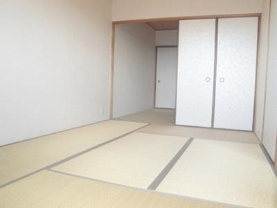 和室も広々としてます